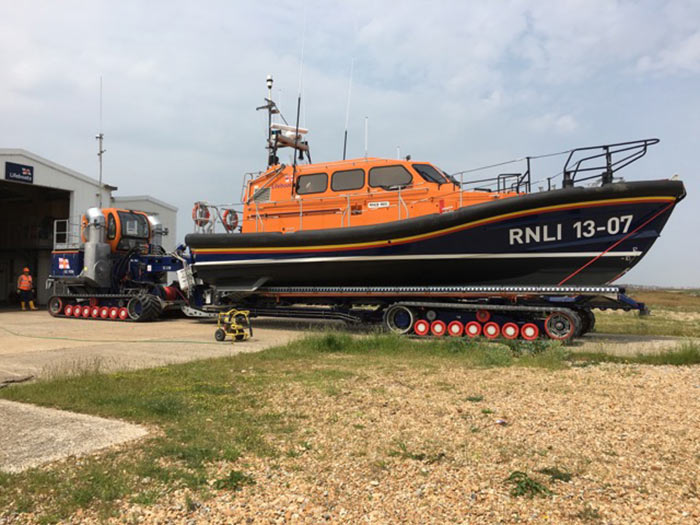 Dungeness RNLI Lifeboat