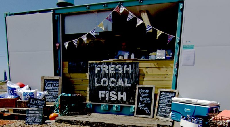 Fish Hut/Snack Shack wants to expand!