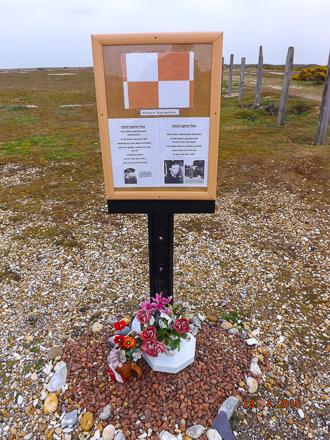 Polish Airmens War memorial.