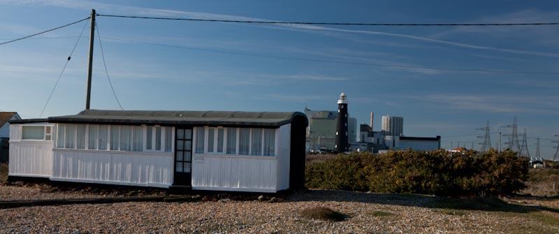80 assorted shacks
