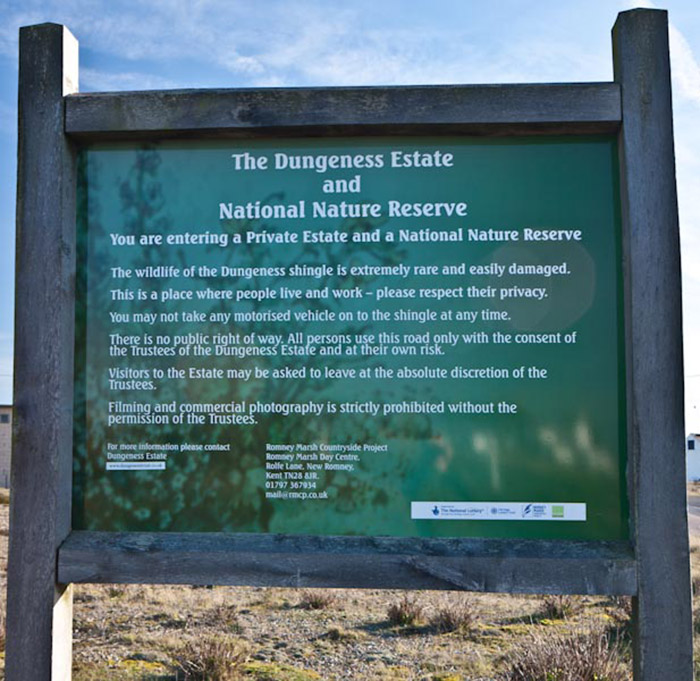 About Dungeness