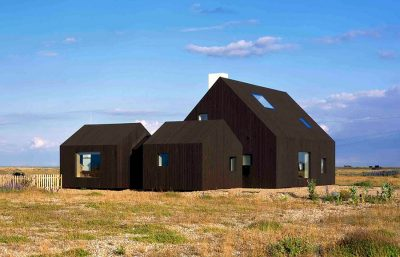 Dungeness new build house 'North VAT'
