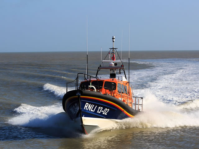 Lifeboat Open Day Success
