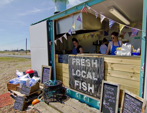 Snack Shack Shortlisted for Award