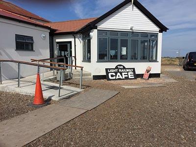 Light Railway Cafe,